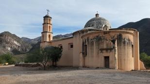 Missionskirche Satevó