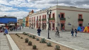 Auch in Oaxaca...