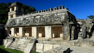 ...war möglicherweise die Residenz der Herrscher von Palenque