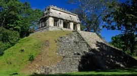Im Templo del Conde hauste einst ein Graf Waldeck
