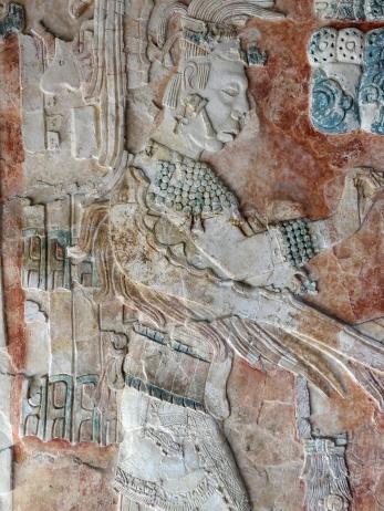 Relief im Museum