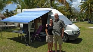 Franziska und Hendrik haben wir das erste Mal in San Cristobal getroffen und nun in Chetumal. Sie sind mit ihrem Ford Transit unterwegs. Die Beiden werden die Panamericana in 18 Monaten bereisen. www.porath-on-tours.com