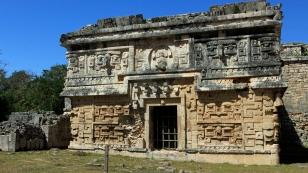 Gebäude der Grupo de las Monjas