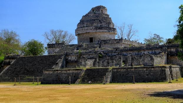 El Caracol - das Observatorium