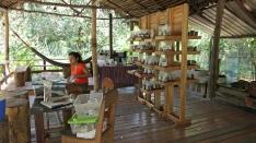 Im Lamanai Chocolate Shop