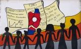 Auch in Belize wird gekämpft