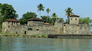 Das kleine Castillo de San Felipe...