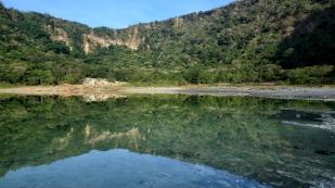 ...die kleine Lagune