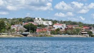 ...auf der Insel San Andrés gelegen