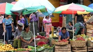 Es ist Markttag...