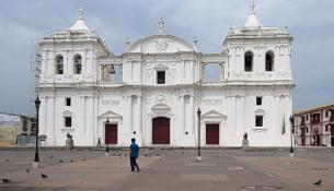 Leon hat die größte Kathedrale Zentralamerikas...
