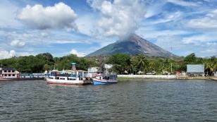 Hafen von Moyogalpa