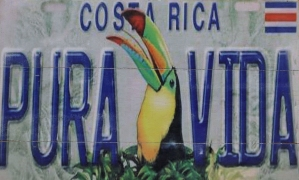 Das Lebensmotto der Costa Ricaner