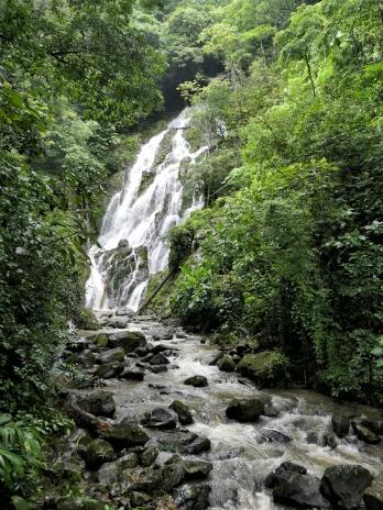 """Wasserfall """"El Macho"""""""