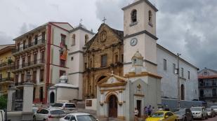 Die Altstadt, auch Casco Viejo genannt...