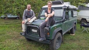 Pia und Felix aus der Schweiz sind seit Juli 2018 unterwegs und bereisen jetzt für 6 Monate Südamerika. Anschließend werden sie nach Australien verschiffen und für nochmals 6 Monate dieses Land erkunden. www.pifi.ch