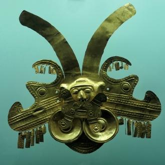 ...im Museo del Oro Zenú...