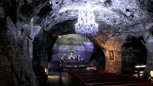 Eine kleine Seitenkapelle