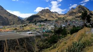 Das kleine Dorf Zumbahua