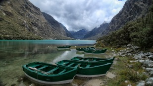 An der Laguna Chinancocha...