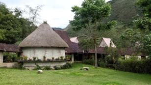 Das Museum in Leimebamba