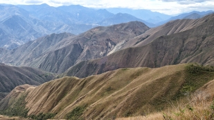...und die schöne Landschaft genießen...