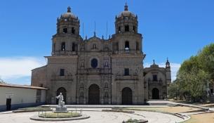 Kathedrale von Cajamarca