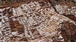 Die Salinen von Maras...