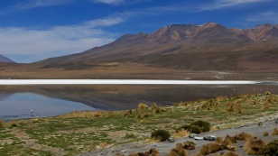 Die Laguna Cañapa...