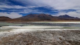 Die Laguna Hedionda...