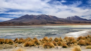 ...beeindruckt uns mit ihrer Landschaft...