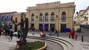 Theater von La Paz