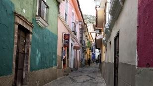 ...die Calle Jaen