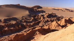 Blick über die Dünen