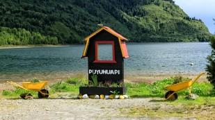 Puyuhuapi ein verschlafener Ort...