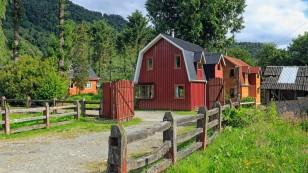 Ursprüngliche Häuser...