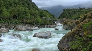 Im Parque Nacional Queulat...