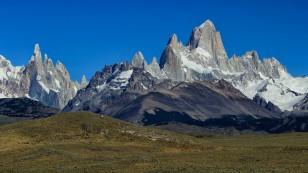 Cerro Torre und Fitz Roy...