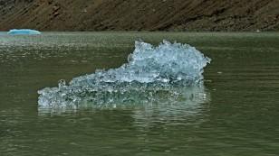 Große Eiskristalle...