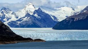 Anfahrt zum Gletscher