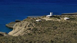 Blick zur Punta Pirámides