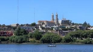 Blick nach Carmen de Patagones