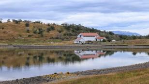 Estancia Harberton, Feuerlands 1. Landgut vom britischen Missionar Thomas Bridges gegründet