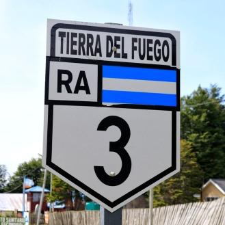 Unterwegs auf der Ruta 3