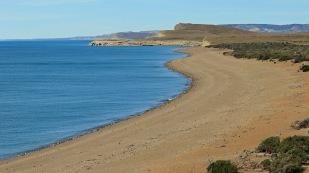 Ein ewig langer Strand...