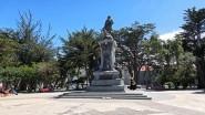 Ein Denkmal für Magellan