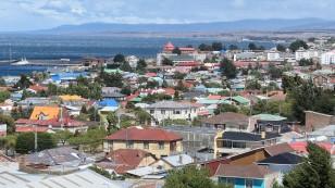 ...auf Punta Arenas