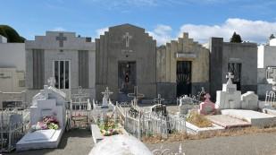 Der Cementerio Municipal wurde von CNN als einer der schönsten Friedhöfe der Welt eingestuft...