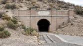 Der alte Eisenbahntunnel