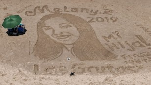 Kunst im Sand